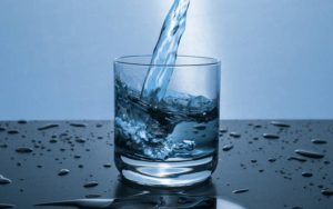 water is good for teeth
