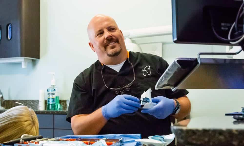 Dr Harris Family Dentist Greenville SC