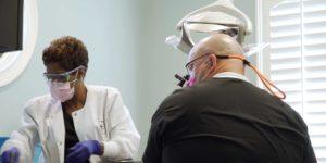 Dr Harris Sedation Dentist Greenville