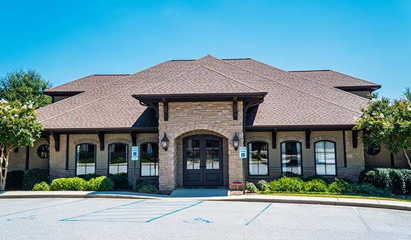 Greenville Family Dentistry Office