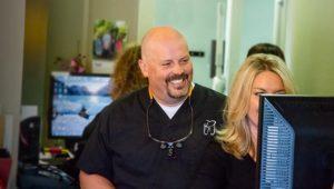 Meet Dr Harris - Greenville Dentist